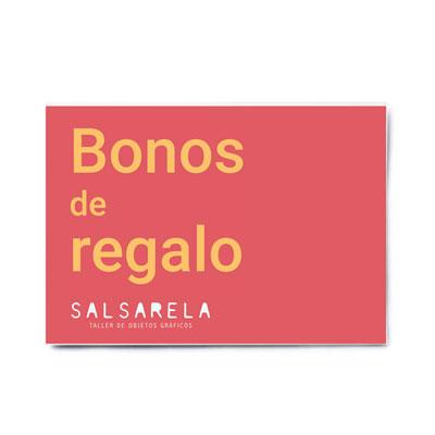 BONOS DE REGALO